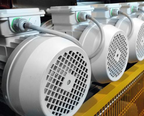 Motori elettrici a basso consumo energetico